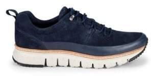 Cole Haan ZeroGrand Rugged Suede Sneakers