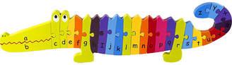 Orange Tree Toys Alphabet Crocodile wooden puzzle