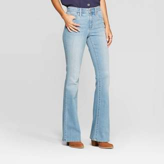 Universal Thread Women's High-Rise Flare Jeans - Universal ThreadTM Light Wash