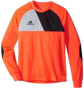 adidas Kids Assita 17 Goalkeeper Jersey Boy's Long Sleeve Pullover