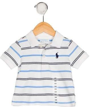 Ralph Lauren Boys' Polo Striped Shirt w/ Tags
