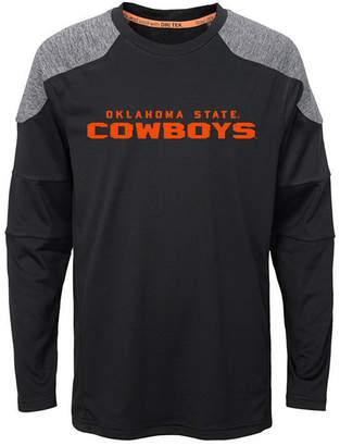 Outerstuff Oklahoma State Cowboys Gamma Long Sleeve T-Shirt, Big Boys (8-20)