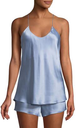Olivia Von Halle Bella Bluebell Short Pajama Set