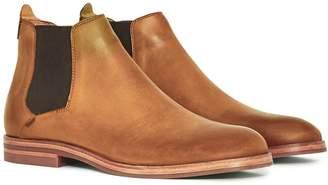 Hudson Tonti Leather Chelsea Boot Tan