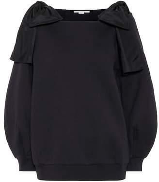 Stella McCartney Cotton-blend sweater