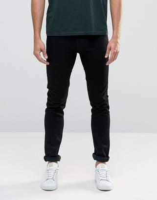 Lee Jeans Luke Skinny Clean Black