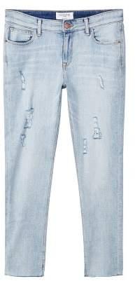 Violeta BY MANGO Super slim-fit Vania jeans