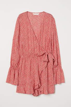 H&M Viscose Jumpsuit - Red