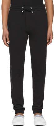 Kenzo Black Logo Jogpant Lounge Pants