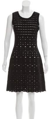 Chanel Knit Sleeveless Dress