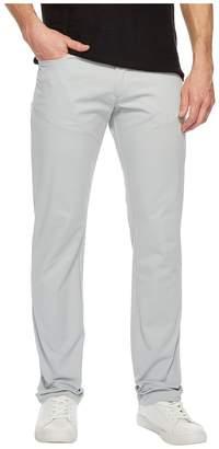 Calvin Klein Slim Fit Four-Pocket Stretch Sateen Pants Men's Casual Pants