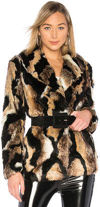 Majorelle Colton Coat