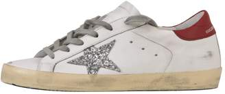 Golden Goose White Superstar Sneaker