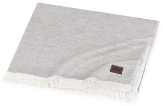 "UGG Jayden Reversible Throw - Charcoal/Snow - 50""x70\"""