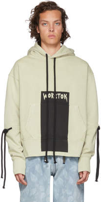 Off-White Worstok Dinner Time Hoodie