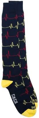 fe-fe cardiograph socks