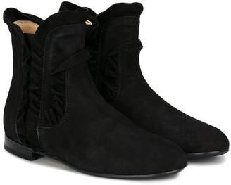 Aquazzura Mini slip-on boots