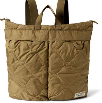 Ralph Lauren Quilted Helmet Bag