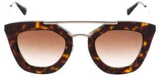 Prada Cinema Cat-Eye Sunglasses