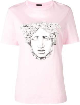 Versace Rosa Medusa T-shirt