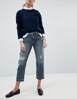 Jack Wills Tapered Girlfriend Jean