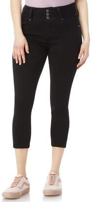 Juniors' Wallflower Skinny Capri Jeans