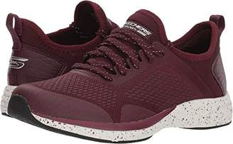 Skechers BOBS Women's Clique-Fierce Heart Sneaker