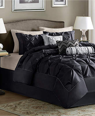 Laurèl Madison Park 7-Pc. Queen Comforter Set Bedding