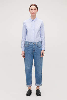 Cos 28 INCH SELVEDGE RELAXED LEG JEANS