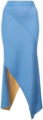 Rosetta Getty pinwheel skirt