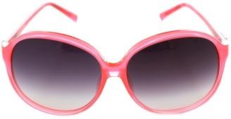 Matthew Williamson Pink Plastic Sunglasses