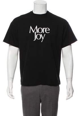 Christopher Kane 2018 More Joy T-Shirt