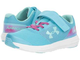 Under Armour Kids UA GPS Surge RN Prism AC (Little Kid)