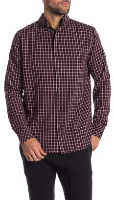Sovereign Code Beck Check Print Regular Fit Shirt
