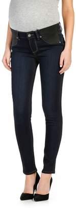 Paige Transcend - Verdugo Ankle Skinny Maternity Jeans