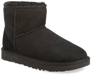 UGG ® 'Classic Mini II' Genuine Shearling Lined Boot (Women) $139.95 thestylecure.com