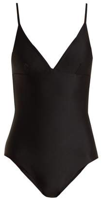 Matteau - The Plunge Swimsuit - Womens - Black