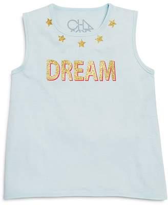 Chaser Girls' Glitter Dream Tank - Big Kid