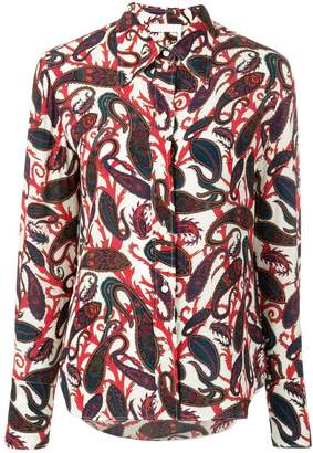 Chloé paisley print shirt