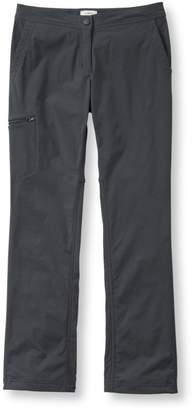 L.L. Bean L.L.Bean Comfort Trail Pants, Lined