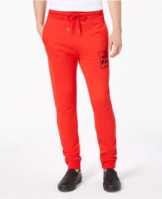 Love Moschino Men's Fleece Jogger Pants