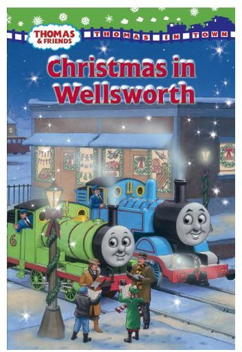 Thomas & Friends Christmas in Wellsworth