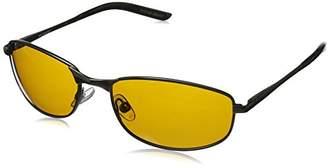 Foster Grant Men's Motion Hd Polarized Oval Sunglasses