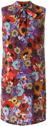 Diesel floral sleeveless dress $250.90 thestylecure.com