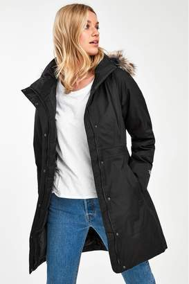 The North Face Womens Arctic Parka - Black