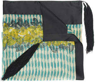 Forte Forte tassel detail scarf
