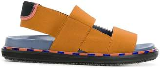 Marni strap upper sandals