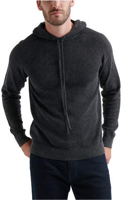 Lucky Brand Men Washed Southwestern Hoodie