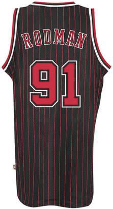 adidas Men Dennis Rodman Chicago Bulls Retired Player Swingman Jersey