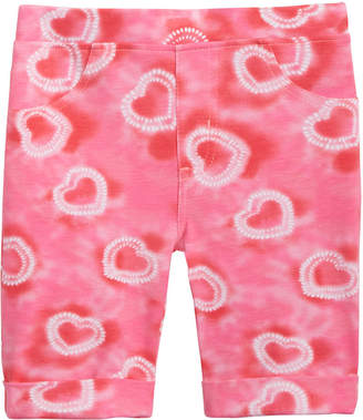Epic Threads Little Girls Tie-Dyed Bermuda Shorts, Created for Macy's